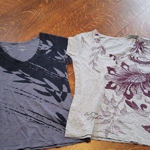 Set of Banana Republic Tee shirts, XS